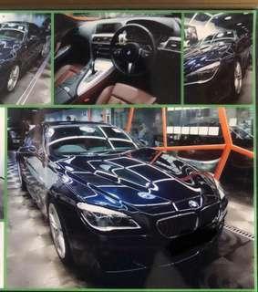 BMW 640I GRAN COUPE 2015