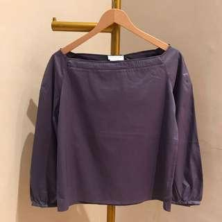 Korean oversize blouse