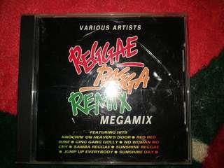 CD REGGAE RAGGA REMIX