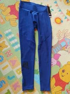Adidas compression tight長褲(全新大碼)