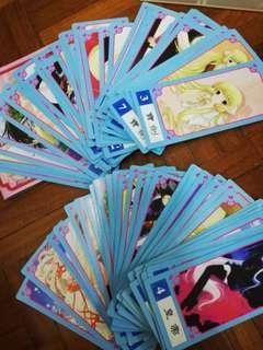 Tarot Cards (80 cards in box)
