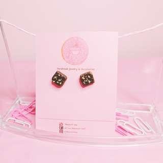 Brownies Earrings