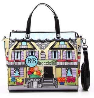 Braccialini Bed & Breakfast handbag
