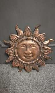 太陽神掛牆裝飾