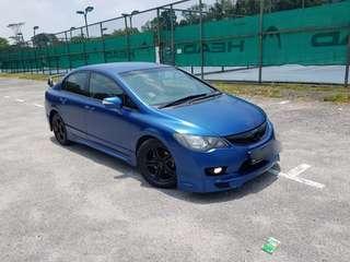 Honda Civic 2.0 SI Auto