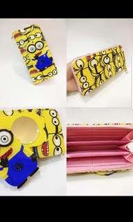🚚 Minion long wallet