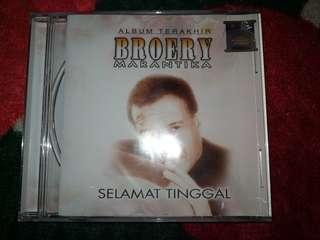 CD BROERY MARANTIKA - ALBUM TERAKHIR