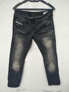 Diesel industry slim fit jeans denim