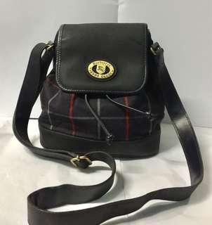 Burberrys small drawstring bag