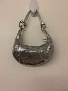 Nine West Silver Bag