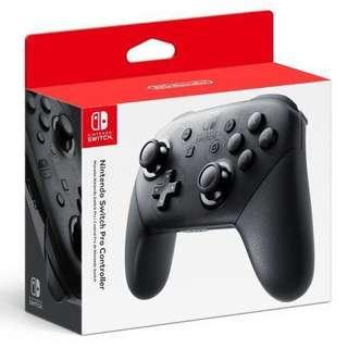 Brand New Nintendo Switch Pro Controller