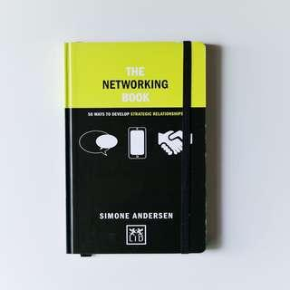 🚚 The Networking Book by Simone Andersen (book rental)