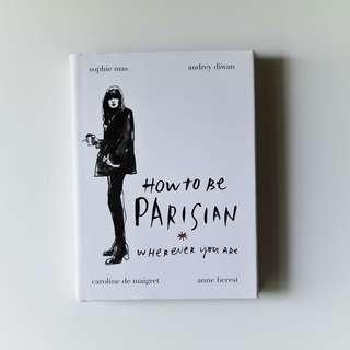 🚚 How to be Parisian (book rental)