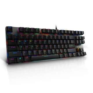 RAPOO V500 RGB Aloy gaming keyboard