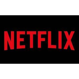🚚 Netflix account (4 months)