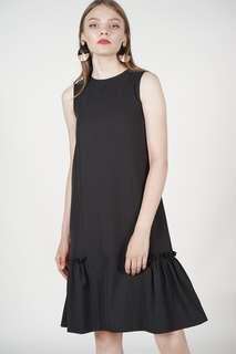 🚚 BNWT MDS Contrast Dress in Black Pink