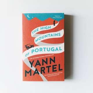 🚚 The High Mountains of Portugal by Yann Martel (book rental)