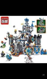Enlighten Lego Set