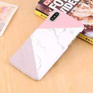 🚚 IPhone 8 Geometric Case Cover