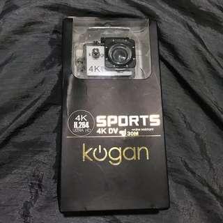 Kogan Action Camera 4K ULTRA HD