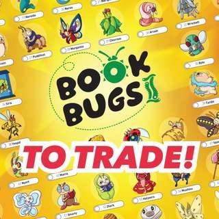 TRADING: Book Bugs / Bookbugs 2 cards