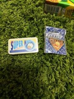 Pekkle Ap鴨日本絕版1996年糖+扣針(罕有平售)