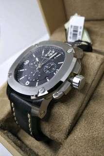 Burberry Swiss Made Chronograph watch BNIB