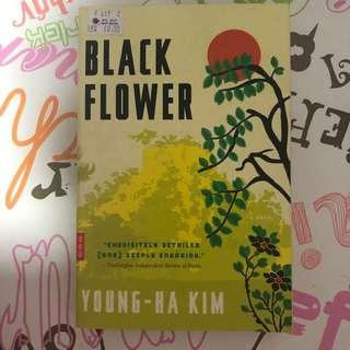 Book - Black Flower (by Young Ha Kim)