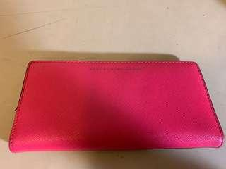 Marc by Marc Jacobs wallet 100% real 80% new