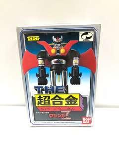 超合金 - GT01 鐵甲萬能俠