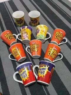Vintage Collectibles Cadbury Mini Eggs Mug