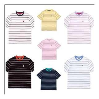 ( PO ) BT21 OFFICIAL basic striped shirt