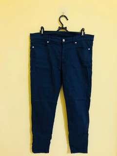 長褲(腰圍44公分、褲長85公分)