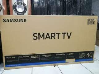 LED Samsung Smart TV Credit Bunga 0%