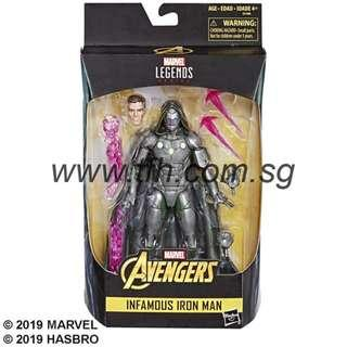 [PRE ORDER] Marvel Legends Series - Avengers: Infinity War - Infamous Iron Man