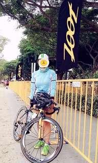 Gusto RCR 2.2 carbon road bike 2000SGD (SIze S, 46cm)