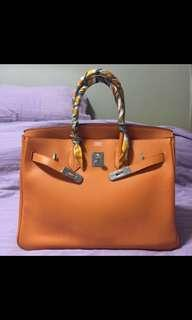 9860557ad9 hermes box and dust bag
