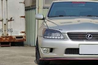 售1999年 IS200 車架原 無撞 黑內裝 正時皮帶 水幫補 耗材更新 基本改裝 桃園大溪 0987707884春轟