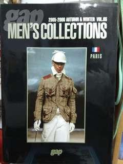 gap men's collection /2005-2006 Autumn & winter paris/男裝/服裝打版