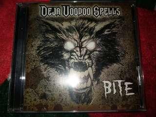 CD DEJA VOODOO SPELLS - BITE