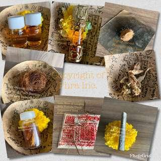 Sacred Ingredients Minyak Pengasih / Attraction Oil