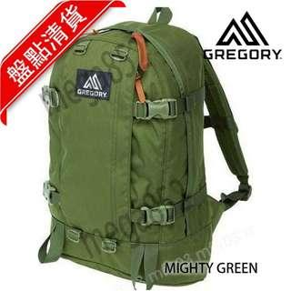 🎊GREGORY ALL DAY 22L背囊🎊  MIGHTY GREEN