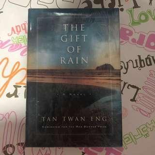 Book - The Gift Of Rain (by Tan Twan Eng)