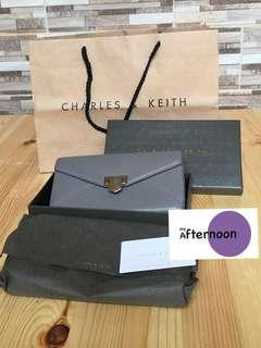 Dompet Charles & Keith (Used/preloved)