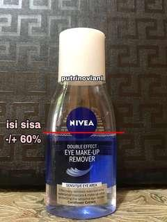 FREE ONGKIR NIVEA Eye Make up Remover (isi -/+ 55%)