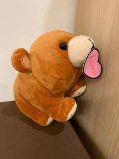 可愛熊娃娃