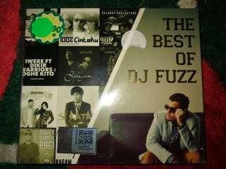 CD THE BEST OF DJ FUZZ