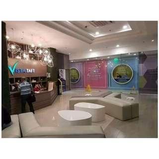 RFO condo in taft manila condo Rent to own condo in malate near la salle condo and manila doctors