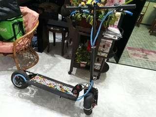 WTT/WTS escooter