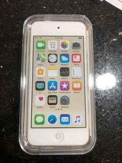 iPod Touch 6th generation 32 GB Gold BNIB MURAH dijual CEPAT BU
